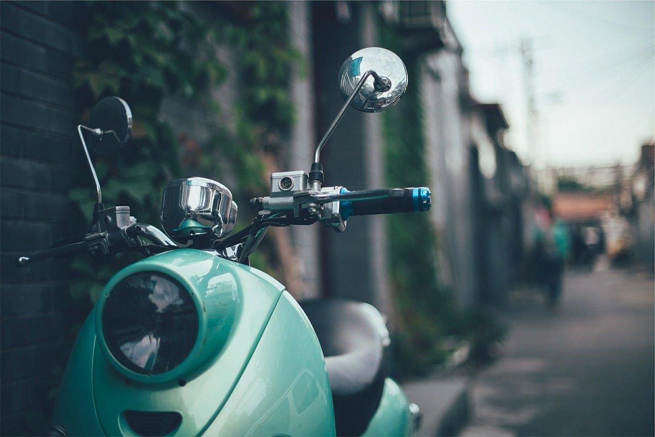 Scooter électrique sans permis : rapide et écologique